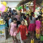 Chùm ảnh bé và lễ hội mùa xuân năm 2016 30