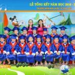 Chùm ảnh lễ tổng kết năm học 2016-2017 10