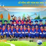 Chùm ảnh lễ tổng kết năm học 2016-2017 9